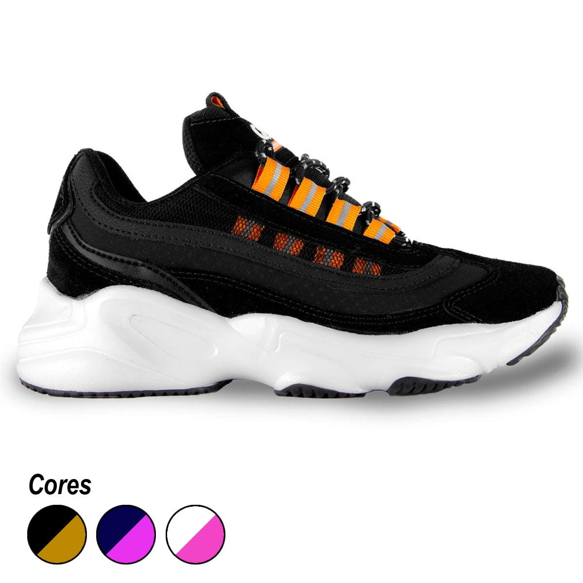 Tênis Feminino Sneaker Qix Wave