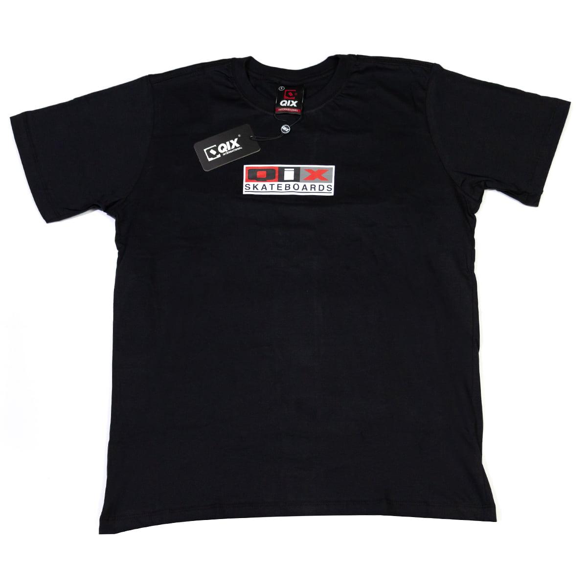 Camiseta Qix Basic Skateboards