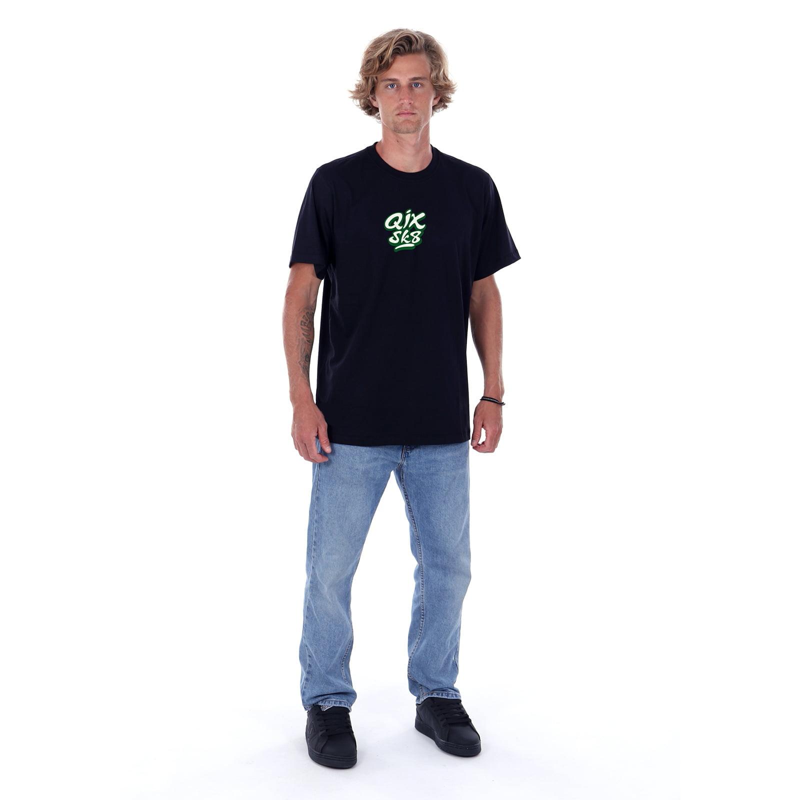 Camiseta Qix Classic SK8