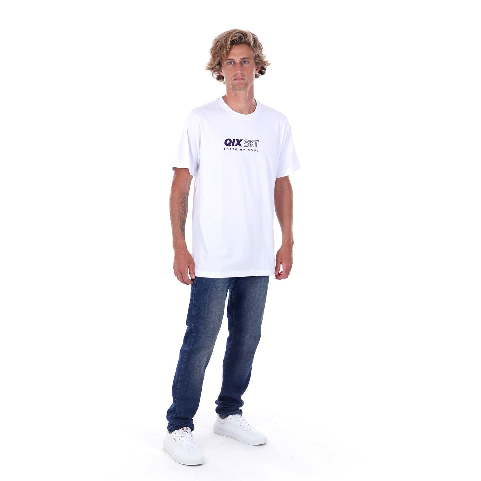 Camiseta Qix Skate My Soul
