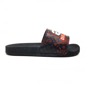 Chinelo Slide Double-G Fragment