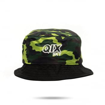 Chapéu Bucket Qix Skt Camuflado