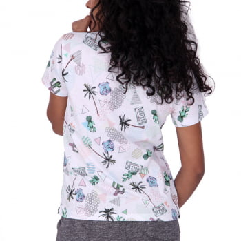 CAMISETA Feminino QIX MISSY CALIFORNIA DREAMS
