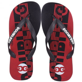 CHINELO FLIPFLOP DOUBLE-G LOGO