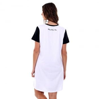 VESTIDO TEE DRESS QIX MISSY MIDDLE FINGER
