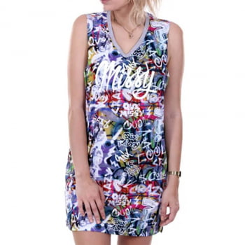 VESTIDO TEE DRESS QIX MISSY SPECIAL CRAZY GIRL