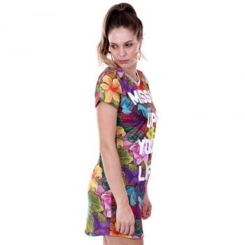 VESTIDO TEE DRESS QIX MISSY SPECIAL FLOWER GIRL