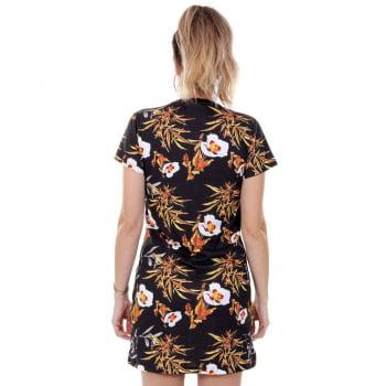 VESTIDO TEE DRESS QIX MISSY GOLDEN FLOWER