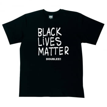 Camiseta Double-G Black Lives