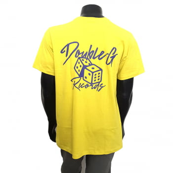 CAMISETA DOUBLE-G RECORDS