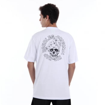 Camiseta Hype Double-G Skull