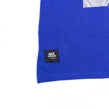 Camiseta Qix Hexagon