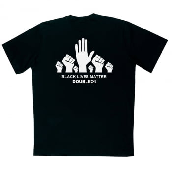 CAMISETA DOUBLE-G BLACK LIVES MATTER