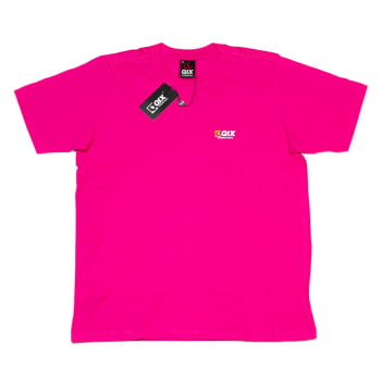 Camiseta Qix Basic Logo Shock