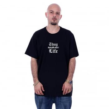 Camiseta Double-G Classic Thug Life