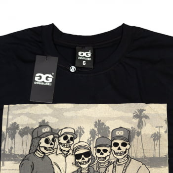 Camiseta Double-G Legends Never Die