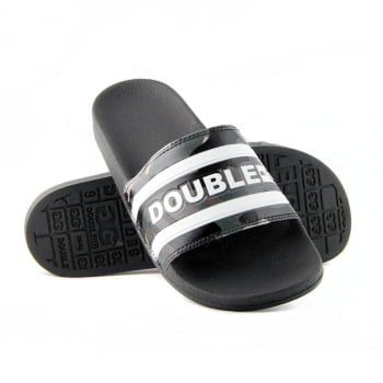 CHINELO SLIDE DOUBLE-G CAMUFLADO