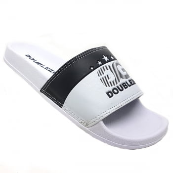 CHINELO SLIDE DOUBLE-G STARS
