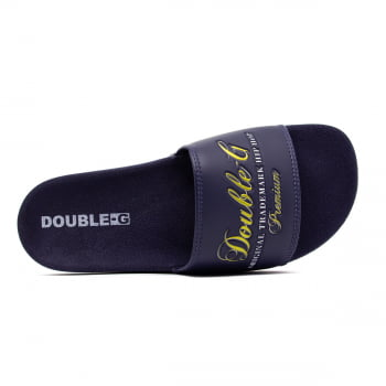 Chinelo Slide Double-G Trademark